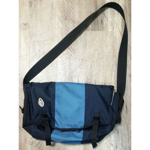 Timbuk2 Classic Messenger Laptop Bag Blue